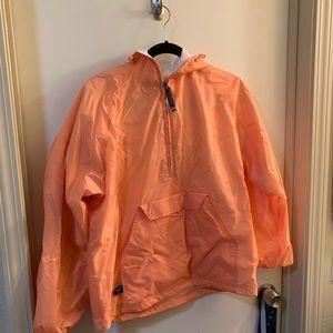 Charles River rain jacket